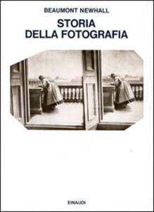 Libro Storia della fotografia Beaumont Newhall