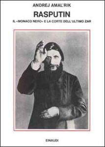 Rasputin - Andrej Amal'rick - copertina