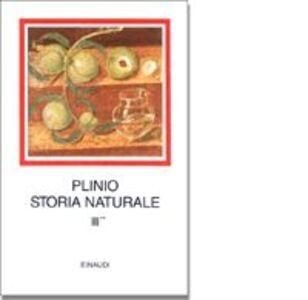 Foto Cover di Storia naturale. Con testo latino a fronte. Vol. 3\2: Botanica. Libri 20-27., Libro di Plinio il Vecchio, edito da Einaudi