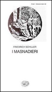 Libro I masnadieri Friedrich Schiller