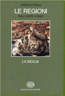 Daddyswing.es Storia d'Italia. Le regioni dall'Unità ad oggi. Vol. 5: La Sicilia. Image