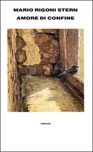Libro Amore di confine Mario Rigoni Stern