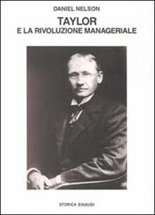 Antondemarirreguera.es Taylor e la rivoluzione manageriale. La nascita dello scientific management Image