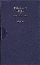 Opere. Vol. 2: Romanzi e poesie.