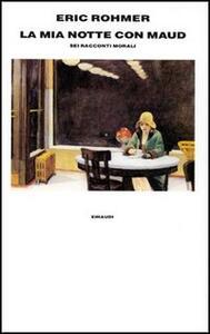 La mia notte con Maud - Eric Rohmer - copertina