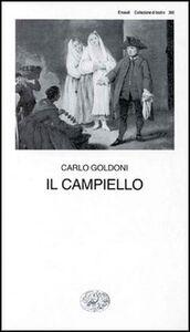 Foto Cover di Il campiello, Libro di Carlo Goldoni, edito da Einaudi