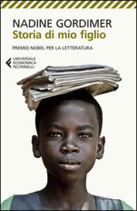 Storia di mio figlio - Nadine Gordimer - copertina
