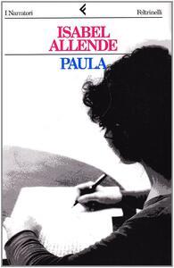Paula - Isabel Allende - copertina