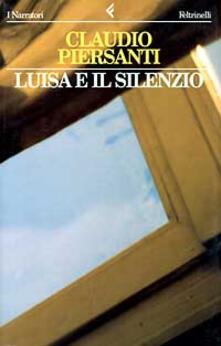 Ristorantezintonio.it Luisa e il silenzio Image