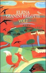 Voli - Elena Gianini Belotti - copertina