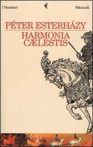 Libro Harmonia caelestis Péter Esterházy