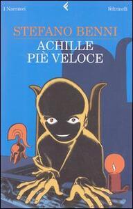 Achille piè veloce - Stefano Benni - copertina