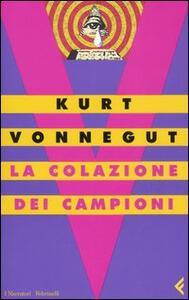 La colazione dei campioni - Kurt Vonnegut - copertina
