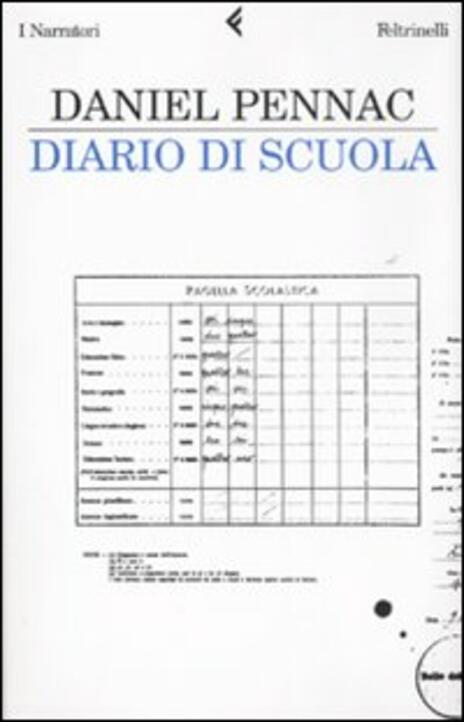 Diario di scuola - Daniel Pennac - 2