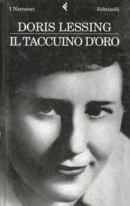 Il taccuino d'oro - Doris Lessing - copertina
