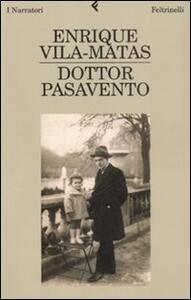 Dottor Pasavento - Enrique Vila-Matas - copertina