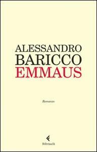 Emmaus - Alessandro Baricco - copertina