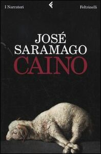 Libro Caino José Saramago