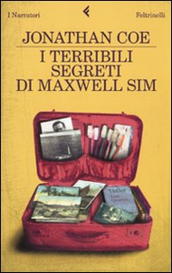 Libro I terribili segreti di Maxwell Sim Jonathan Coe