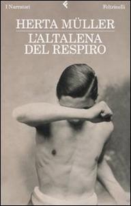 Libro L' altalena del respiro Herta Müller
