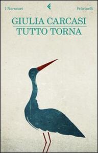 Tutto torna - Giulia Carcasi - copertina