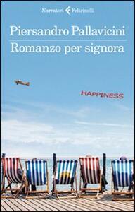 Romanzo per signora - Piersandro Pallavicini - copertina