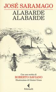 Libro Alabarde, alabarde José Saramago