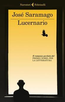 Lucernario - José Saramago - copertina