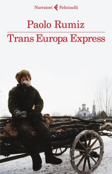 Trans Europa Express - Paolo Rumiz - copertina