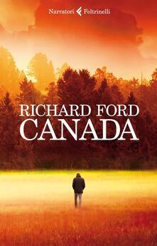 Canada - Richard Ford - copertina