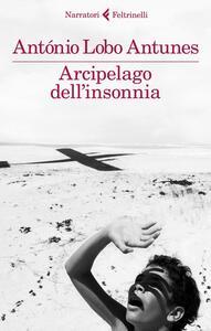 Arcipelago dell'insonnia - Antonio Lobo Antunes - copertina