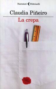 Libro La crepa Claudia Piñeiro