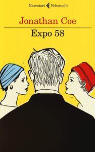 Expo 58 - Jonathan Coe - copertina