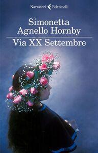 Libro Via XX Settembre Simonetta Agnello Hornby