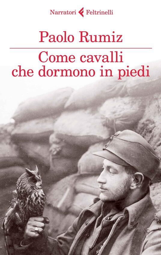 Come cavalli che dormono in piedi - Paolo Rumiz - copertina