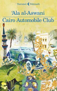 Cairo Automobile Club - 'Ala Al-Aswani - copertina
