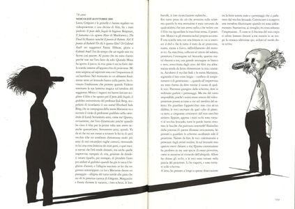 Libro Storia di un corpo. Nuova edizione illustrata Daniel Pennac 4