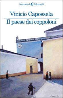 Il paese dei coppoloni - Vinicio Capossela - copertina