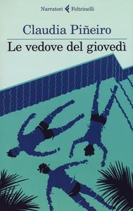 Libro Le vedove del giovedì Claudia Piñeiro