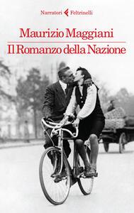 Il romanzo della nazione - Maurizio Maggiani - copertina