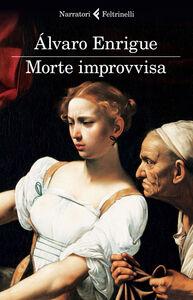 Libro Morte improvvisa Álvaro Enrigue
