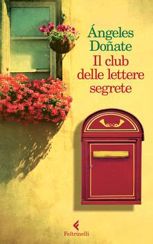 Antondemarirreguera.es Il club delle lettere segrete Image