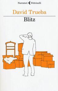 Libro Blitz David Trueba