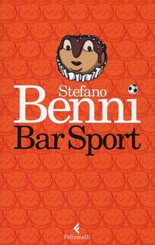 Fondazionesergioperlamusica.it Bar sport. Ediz. speciale Image