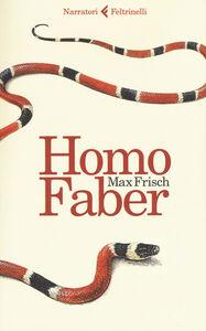 Libro Homo faber Max Frisch