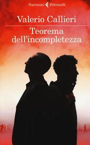 Teorema dell'incompletezza - Valerio Callieri - copertina