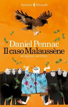 Il caso Malaussène. Mi hanno mentito - Daniel Pennac - copertina