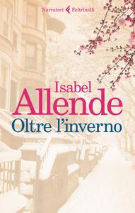 Oltre l'inverno - Isabel Allende - copertina