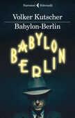 Libro Babylon-Berlin Volker Kutscher