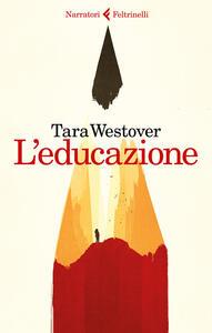 L' educazione - Tara Westover - copertina